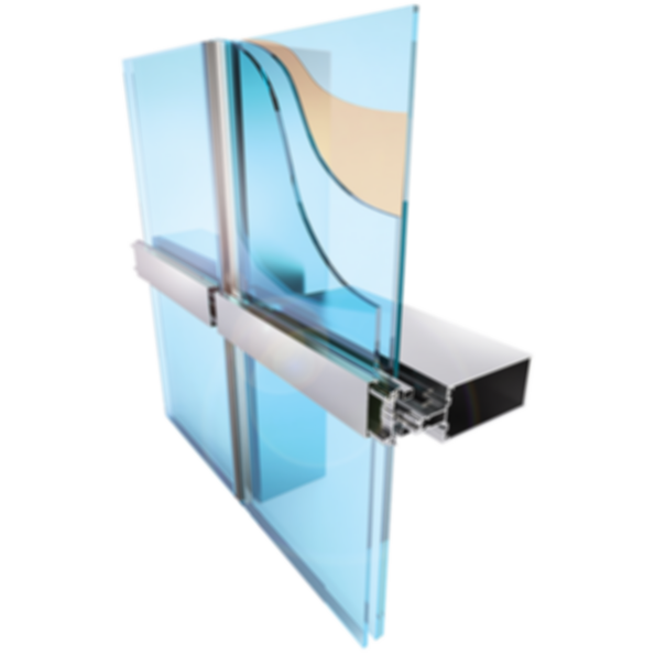 Reliance™ StormMax® High Performance Curtain Wall System