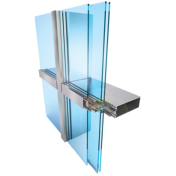Reliance™-HTC Curtain Wall System