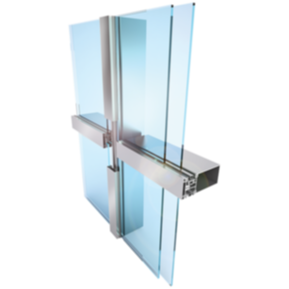Reliance™-IG SS Screw Spline Curtain Wall System