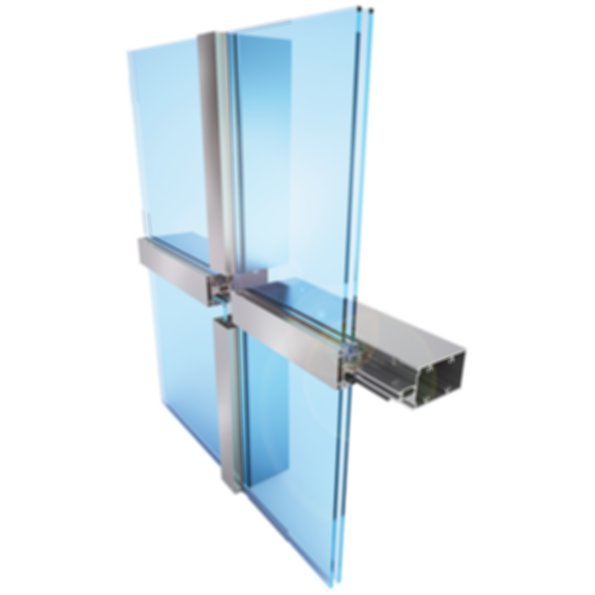 Reliance™-SS Curtain Wall Enhancements