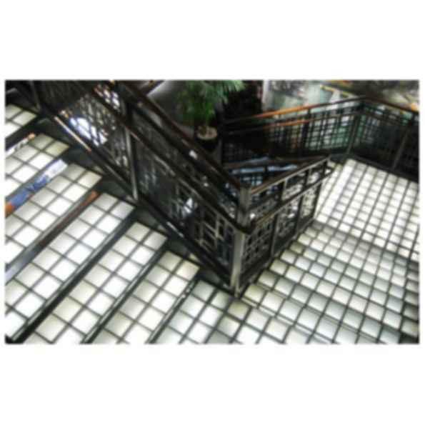 91R™ Glass Paver & Metal Panel Systems