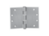 TA2398/TA2798 McKinney Wide Throw Bearing Hinges - Standard Weight