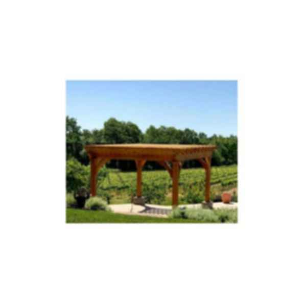 Homestead Pergola Kit