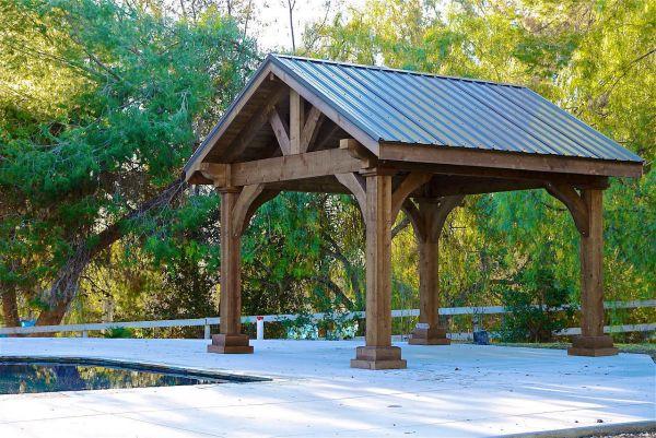 Grand Cedar Pavilion Modlar Com