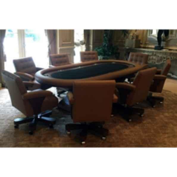 Cleopatra Texas Hold 'em Poker Table