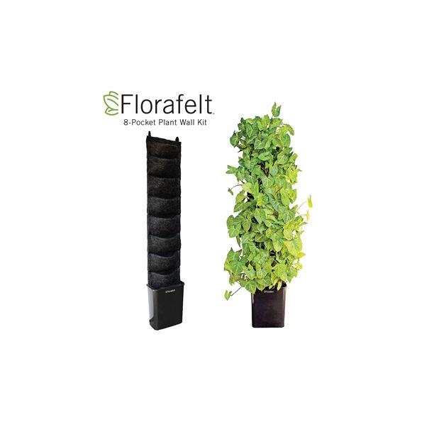 Florafelt Compact Vertical Garden Kit - modlar.com