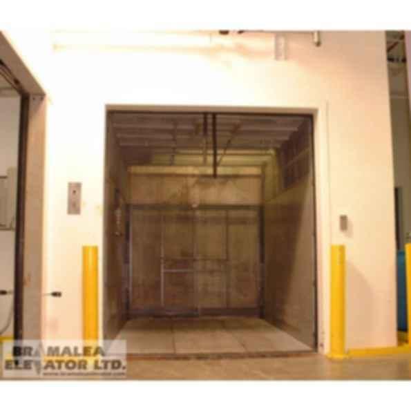 Bramalea Freight Elevator