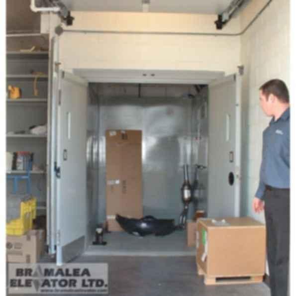Bramalea Material Lift