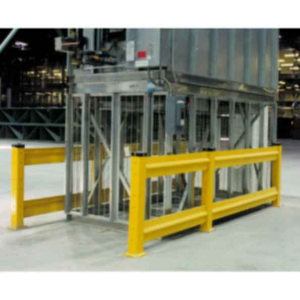 Safety Rail Source Big Yellow