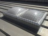 Model SRS Skylight Fall Protection Screens
