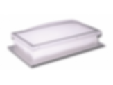 "Insulated Self Flashing 9"", 12"" Skylight"