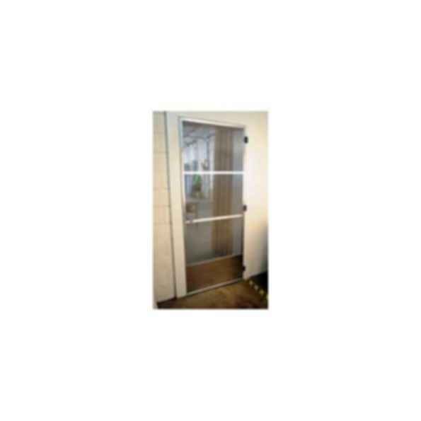 The Bug Blocker Industrial Screen Door