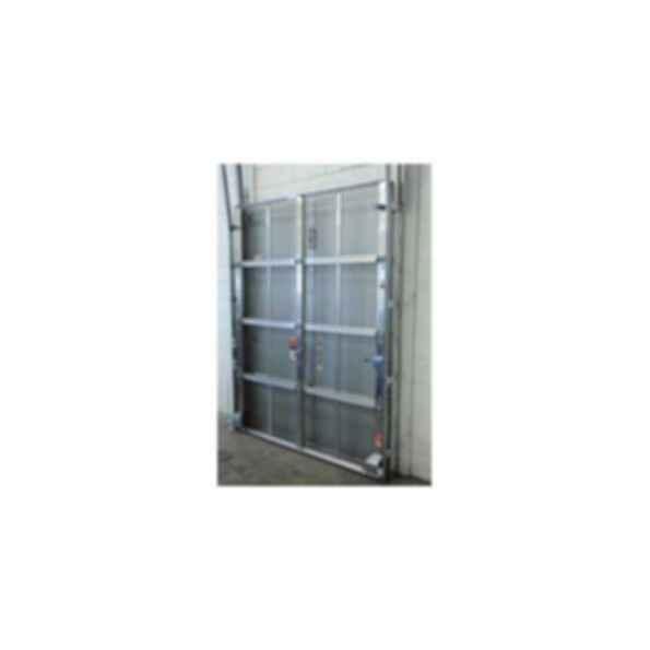 The Bug Blocker Expanded Metal Security Door