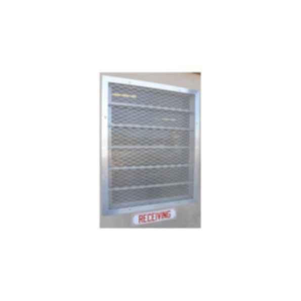 The Bug Blocker Service Door Screen Insert