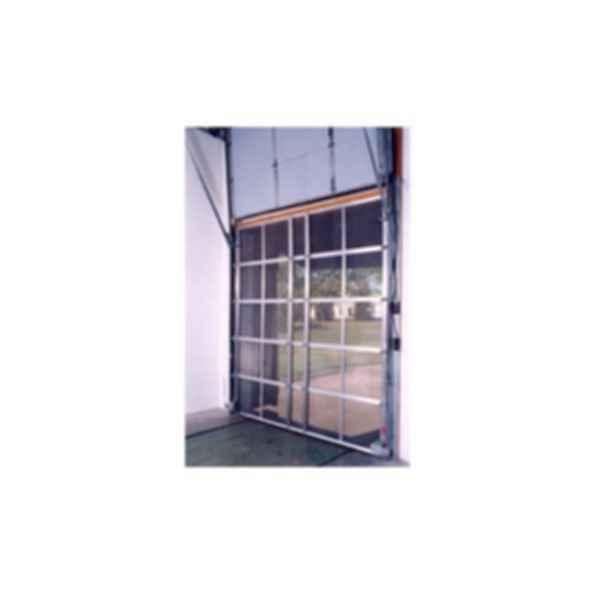 The Bug Blocker Overhead Screen Door