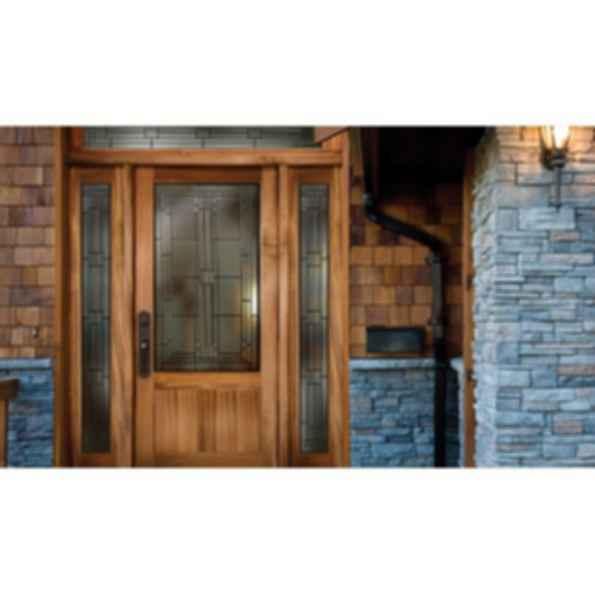 Builder 39 s advantage series wood doors for Builders advantage