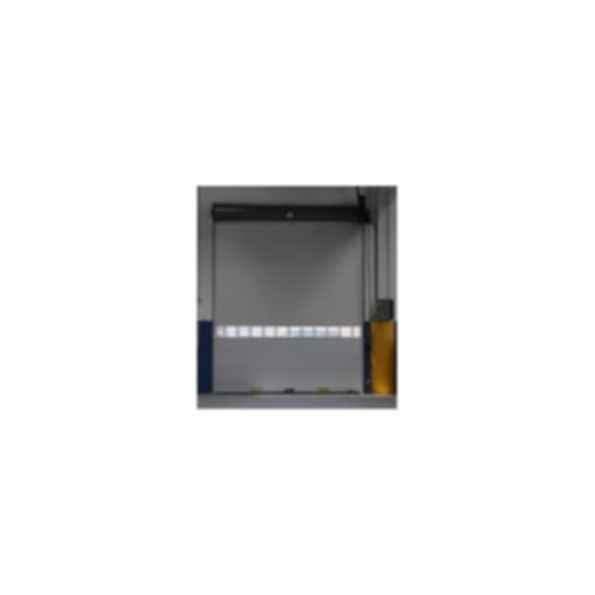 High Speed Aluminum Roll-Up Doors