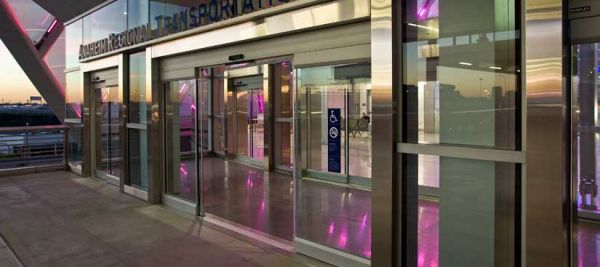 Dura Glide 2000 And 3000 All Glass Automatic Sliding Door