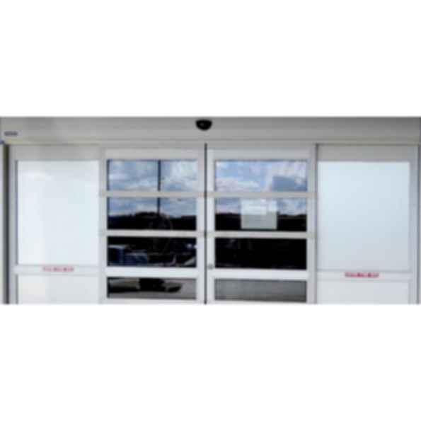 Dura-Guard 2000 And 3000 Heavy Duty Automatic Sliding Doors