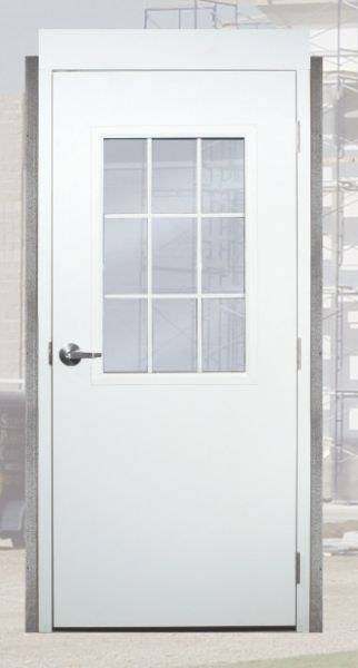 Series 24 Pre Hung Door Modlar Com