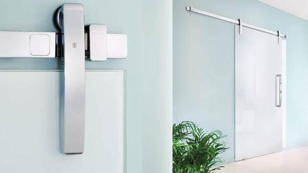 Purist Mwe Modern Stainless Steel Sliding Door Hardware Modlar
