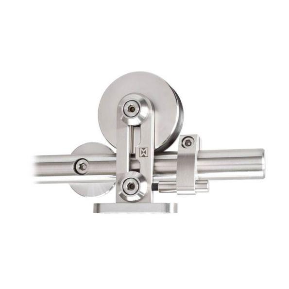 Supra Mwe Modern Stainless Steel Sliding Door Hardware Modlar