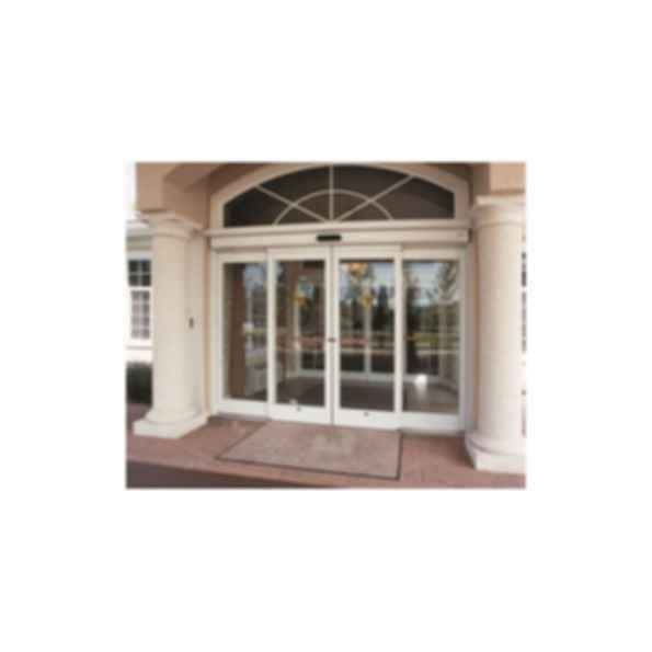 Hurricane Resistant Sliding Door