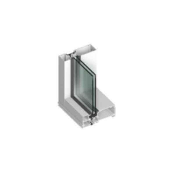 T24650/E24650 Series Storefront Framing