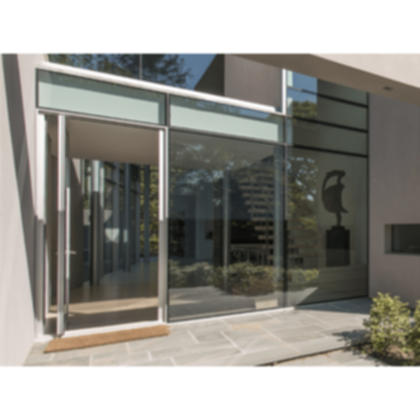 Solar Innovations Pivot Door