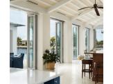 Solar Innovations Folding Glass Walls