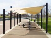 Sunveil Shade Sail Structure