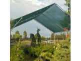 Canopy Style GroZone Garden Shade Structure