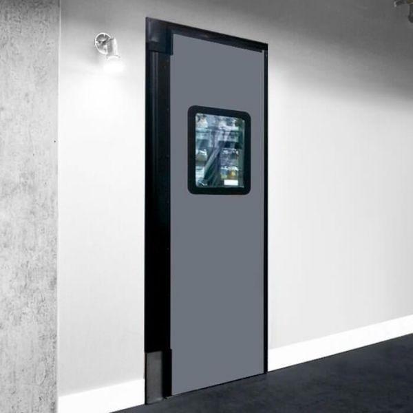 Durulite Retailer R25 Insulated Impact Traffic Door