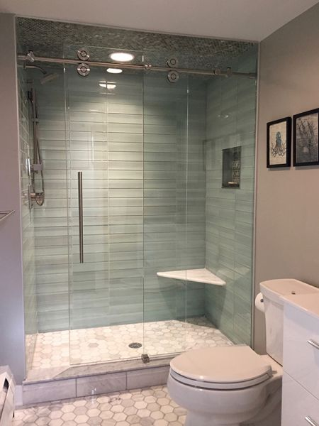 1000 Series Frameless Shower Door Modlar Com
