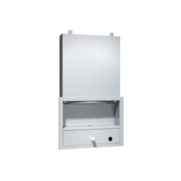 0431 Multi-Purpose Cabinet With Concealed Body