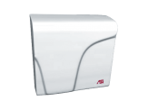 Surface Mounted Profile Compact Dryer - White