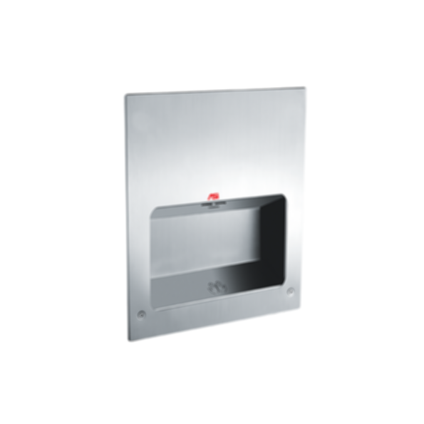 Turbo-Tuff Fully Recessed Automatic High Speed Hand Dryer
