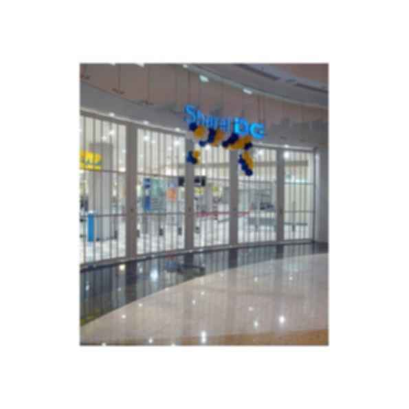 Wide Body Series Security Grilles