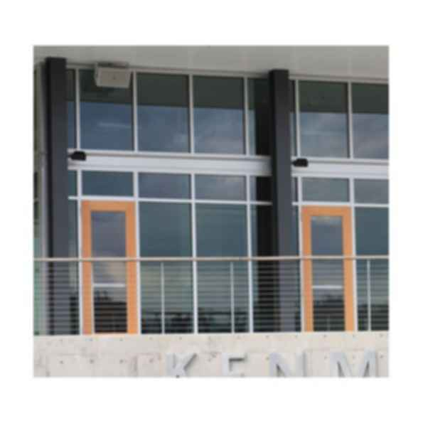 T2650 Series Thermally-Broken Front Set Storefront