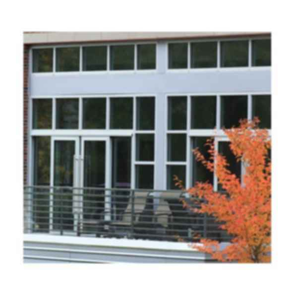 T700HW Series Thermally-Broken Center Set Heavy Wall Storefront