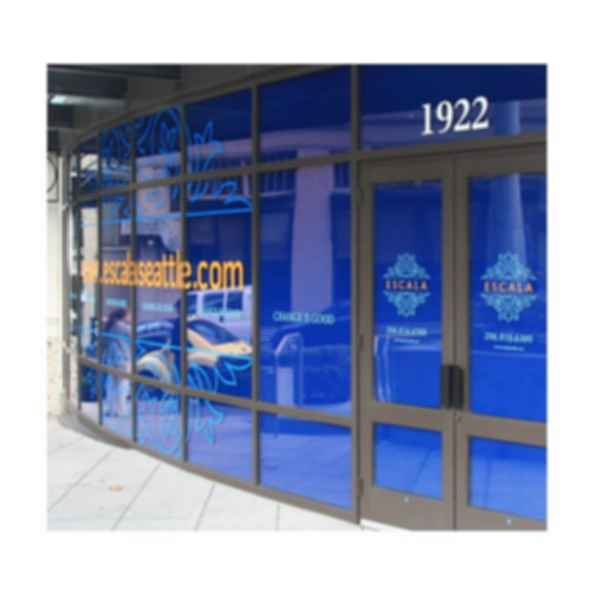 T700 Series Thermally-Broken Center Set Storefront