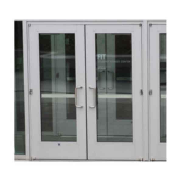 500HW Series Wide Stile Heavy Wall Swing Entrance