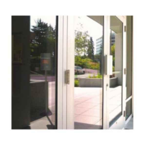 400HW Series Medium Stile Heavy Wall Swing Entrance