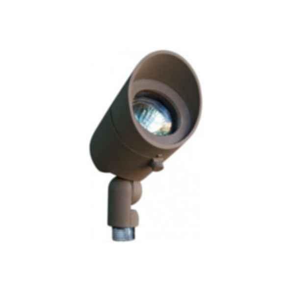 LV130 Cast Aluminum Directional Spot Light With Hood