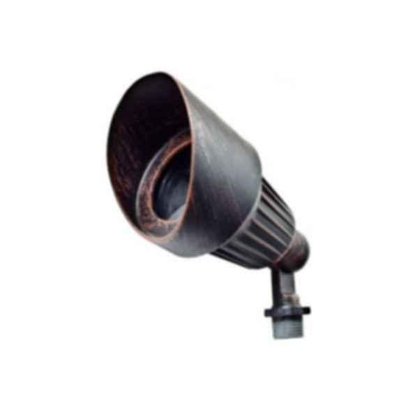 LV101 Cast Aluminum Directional Spot Light With Hood