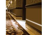 Trimless LED Step and Pathway Lighting System