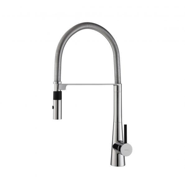 Kraus Crespo Commercial Kitchen Faucet With Flex Hose   Modlar.com