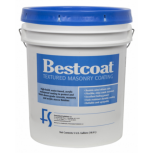 Bestcoat textured masonry coatings for Sprayable exterior masonry paint