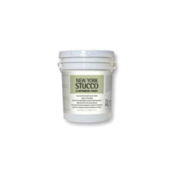 New York Stucco Elastomeric Finish