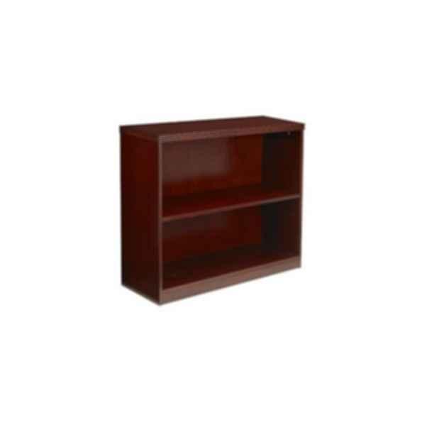 BC3629 Luminary 2-Shelf Bookcase
